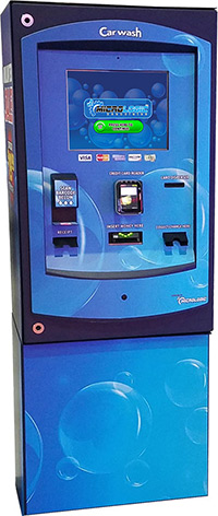 Pegasus Payment Kiosk